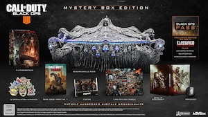 Call of Duty: Black Ops 4 - Mystery Box Edition