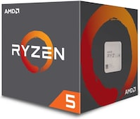 Ryzen 5 2600X Box (Sockel AM4, 12nm, YD260XBCAFBOX)