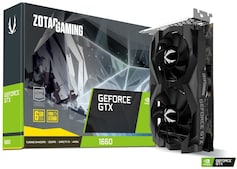GeForce GTX 1660 Gaming 6GB GDDR5