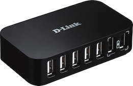 7 Port USB 2.0 Hub (DUB-H7)