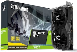 Zotac GeForce GTX 1660 Ti Gaming 6GB GDDR6
