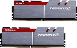 TridentZ Series 32GB Kit DDR4-3200 CL16 (F4-3200C16D-32GTZ)