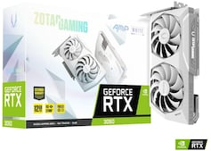 GeForce RTX 3060 AMP White Edition 12GB GDDR6