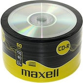 CD-R 700MB 80min 52x 50er Spindel