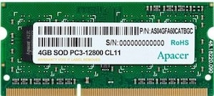 4GB DDR3-1600 CL11 (DS.04G2K.KAM)
