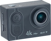 4K-Action-Cam mit UHD-Video bei 24 fps, 16-MP-Sony-Sensor, IP68