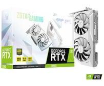 GeForce RTX 3060 AMP White Edition 12GB GDDR6