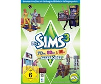 Die Sims 3: 70er, 80er & 90er Accessoires (Add-On)