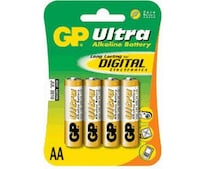 Ultra Alkaline AA / LR6 (4 St.)