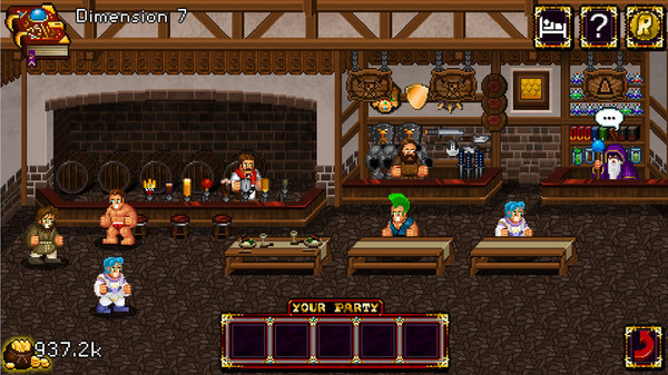 Screenshot 1 - Soda Dungeon
