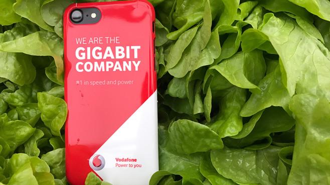 Vodafone Gigabit©Vodafone