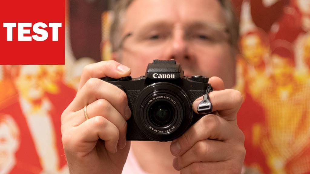 Canon PowerShot G1 X Mark III©Canon