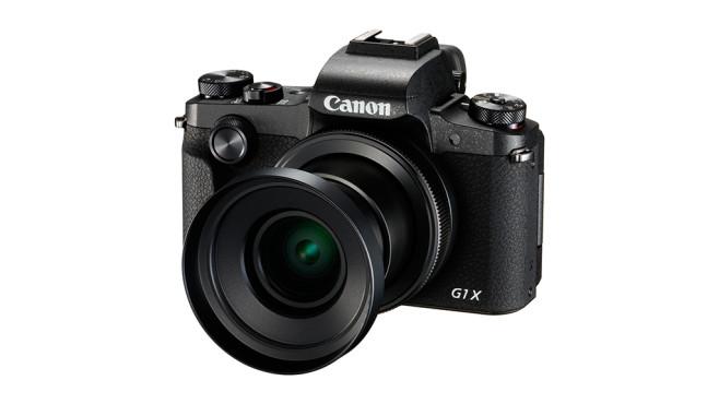 Canon PowerShot G1 X Mark III©COMPUTER BILD