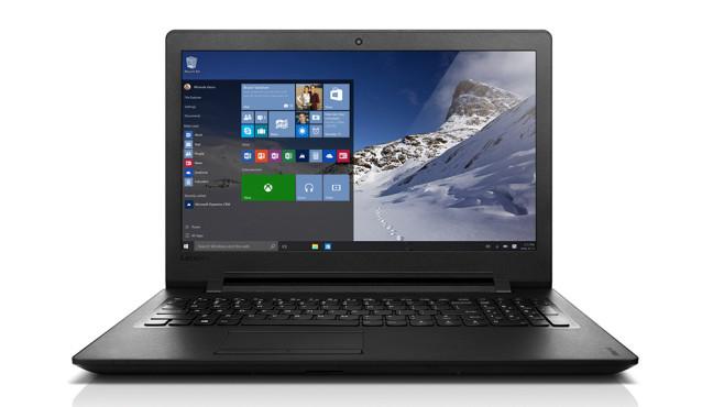 Lenovo IdeaPad 110-15 (80T7000T) ©Lenovo, Microsoft