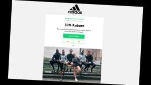 Adidas Store: Online Studenten-Rabatt sichern©Adidas