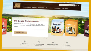 Spar-Deals für Neukunden bei Vinos.de©Screenshot Vinos.de