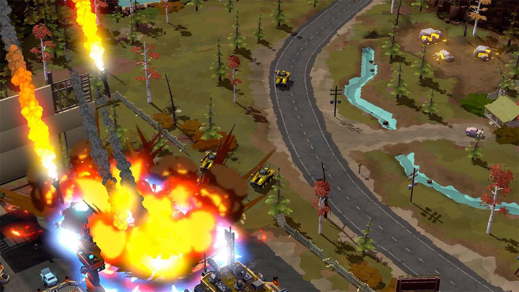 Forged Battalion: Neues Spiel der Command-&-Conquer-Macher