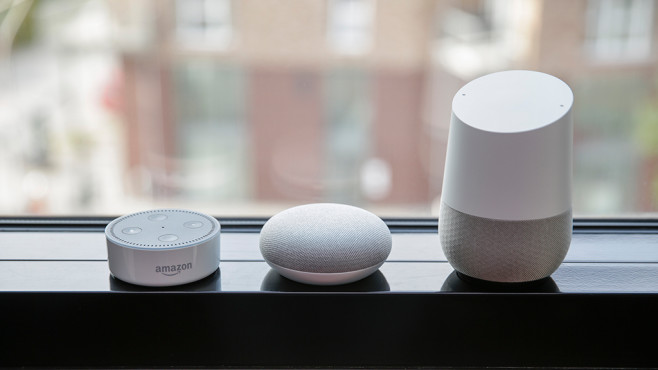 Google Home Mini © COMPUTER BILD