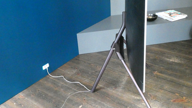 Samsung QLED Studio Stand ©COMPUTER BILD