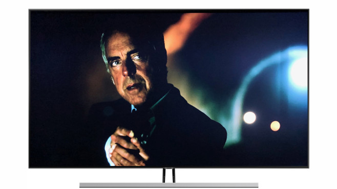 QLED-Fernseher sind sehr gut für HDR geeignet.©Samsung, COMPUTER BILD