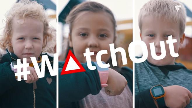 Smartwatch: Kinder©YouTube, Forbrukerrådet Norge (Verbraucherschutzbeörde
