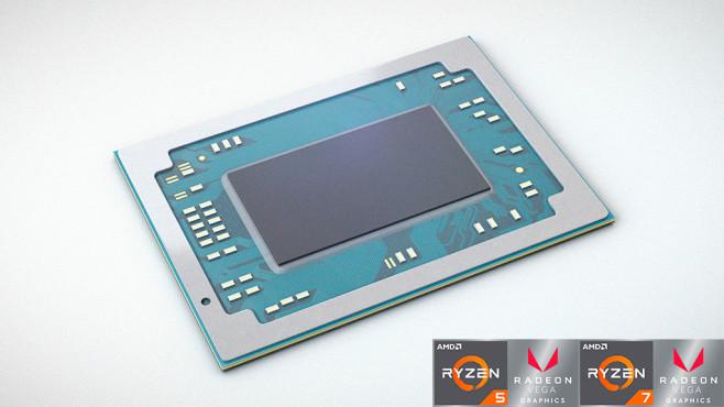 AMD Ryzen Mobile©AMD