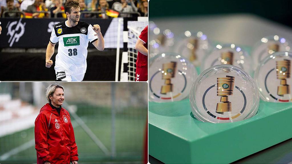 Auslosung Pokal Viertelfinale