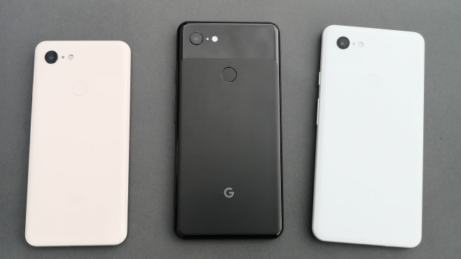 Google Pixel 3, Pixel 3 XL©COMPUTER BILD