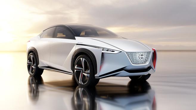 Nissan IMx Concept©Nissan Motor Corporation