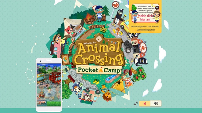 Animal Crossing – Pocket Camp © Nintendo