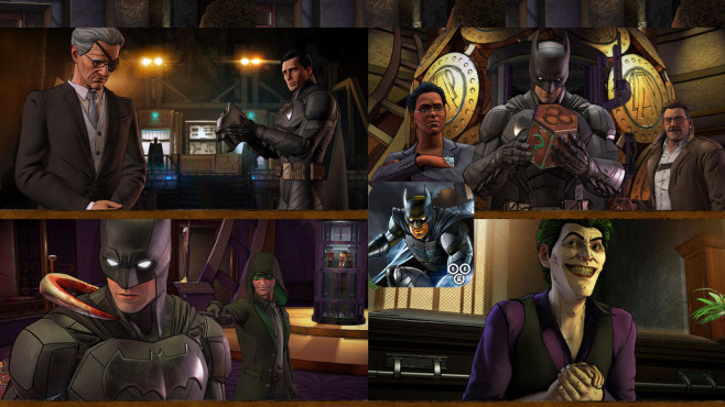 Batman – The Enemy Within © Telltale Games