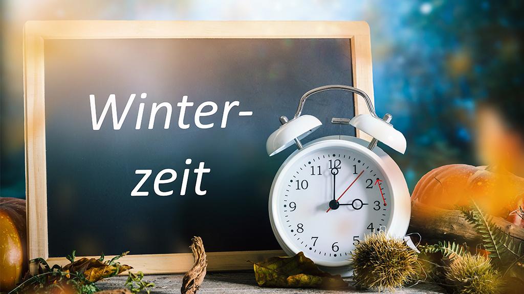 Umstellung Winterzeit
