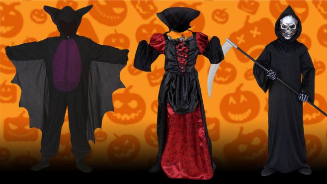 Halloween-Kostüm – Kinderkostüme©iStock.com/ass29, Widmann, Funny Fashion, Festartikel Hirschfeld