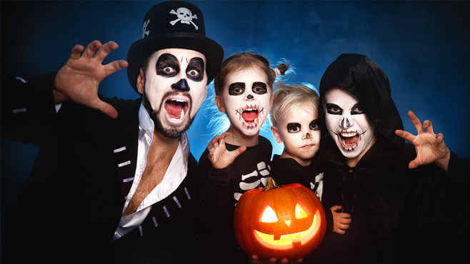 Halloween-Kostüme©iStock.com/evgenyatamanenko
