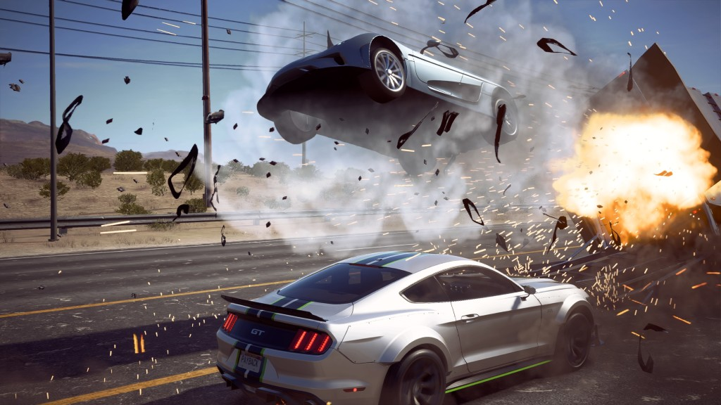 Need for Speed – Payback © EA
