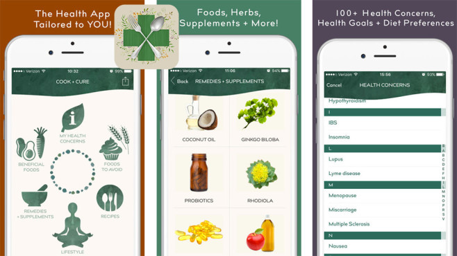 Cook + Cure – Food is Medicine ©Cook + Cure Limited