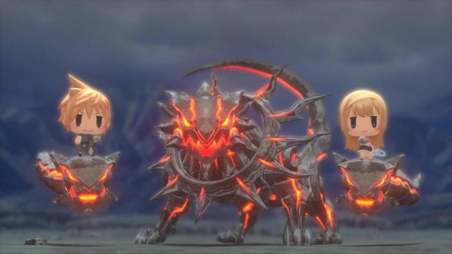 World of Final Fantasy: PC-Version©Square Enix