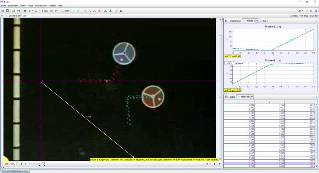 Screenshot 1 - Tracker