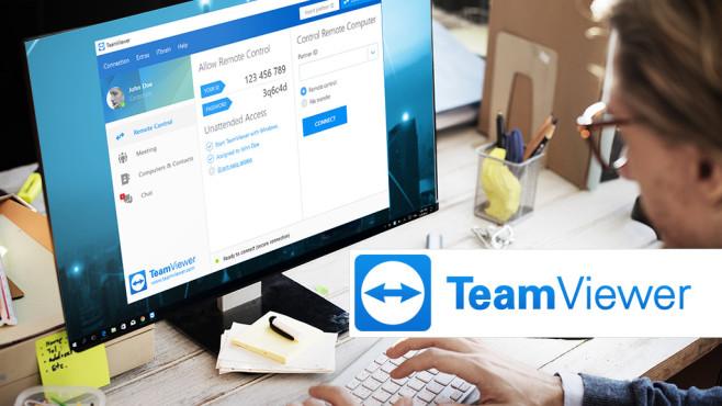 TeamViewer 13: Vollversion veröffentlicht - COMPUTER BILD