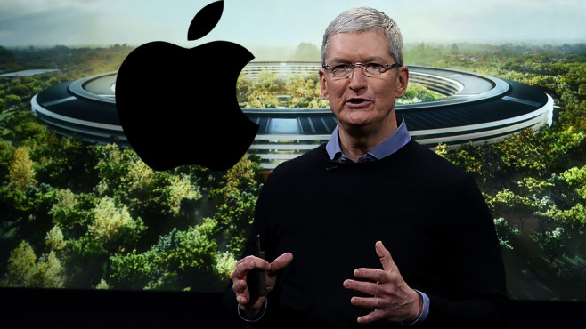 Apple-Chef Tim Cook © Apple, JOSH EDELSON/gettyimages