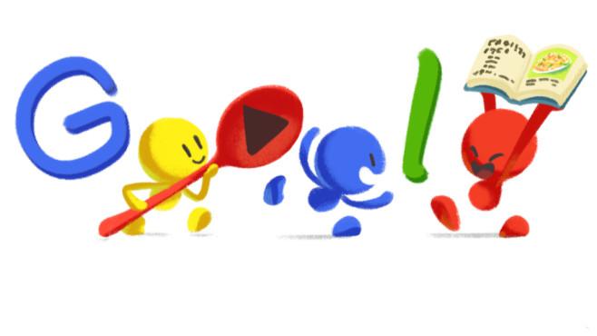 Google Doodle Pad Thai©Google