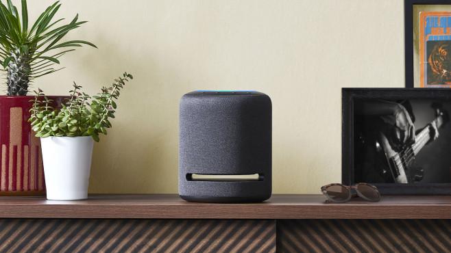 Alexa-Lautsprecher im Test: Amazon Echo Studio©Amazon