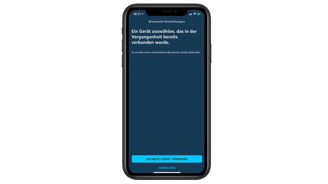 Alexa-Lautsprecher im Test: Bluetooth©Apple, Amazon