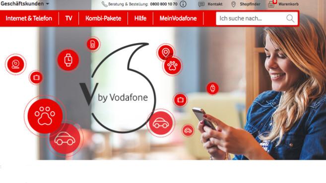V by Vodafone©Vodafone