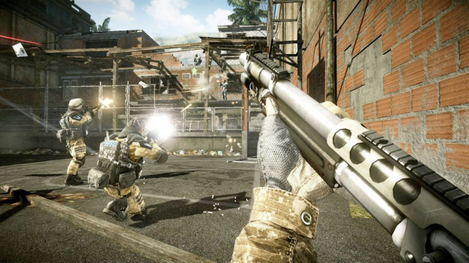 Warface: Battle Royale © Crytek
