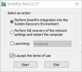 SmartFix Tool