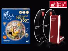 Multimedia-Lexika von Brockhaus
