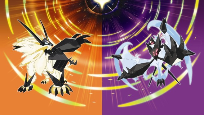 Pokémon – Ultrasonne & Ultramond©Nintendo