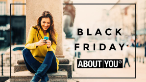 Black Friday bei About You©istock/Todor Tsvetkov, About You