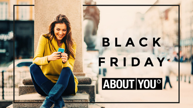 Black Friday bei About You © istock/Todor Tsvetkov, About You